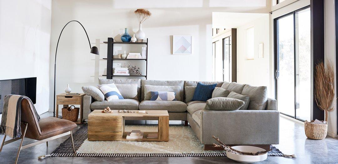 West Elm Living Room  online information