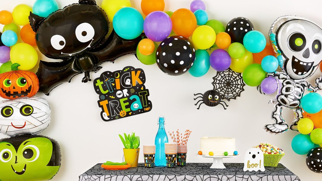 35 Kids Halloween Party Ideas Party City Canada