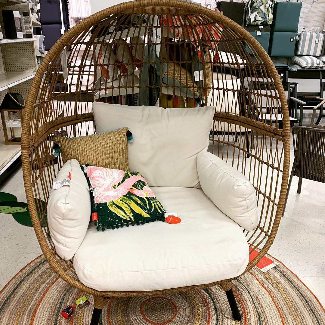 Southport Patio Egg Chair  Opalhouse  Target Finds