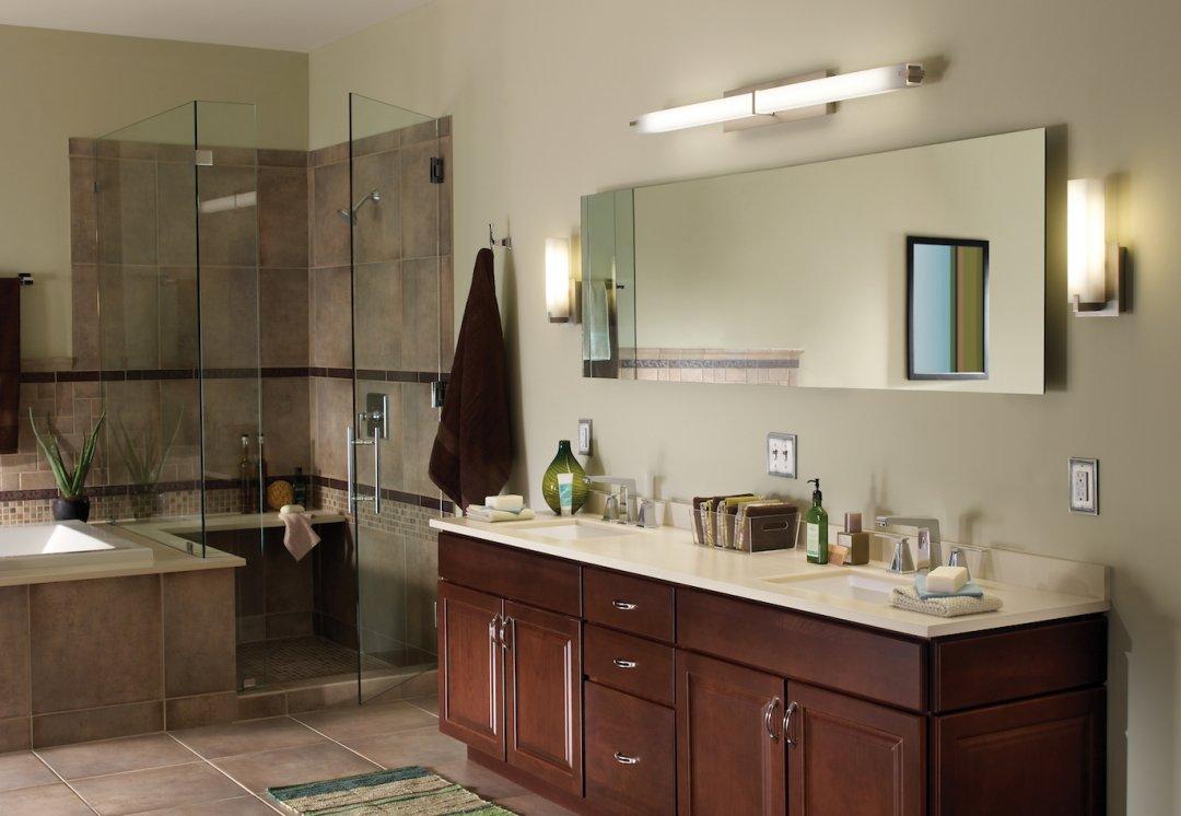 How to Light a Bathroom  Lighting Ideas  Tips  YLighting