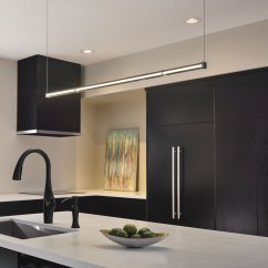 Long Kitchen Light Drawer Cabinet How To A Expert Design Ideas Tips Curated Image With Gia Low Voltage Linear Suspension By Tech Lighting Entra Flanged Adjustable R