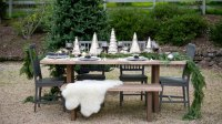 Christmas Table Decoration Ideas | Crate and Barrel Blog