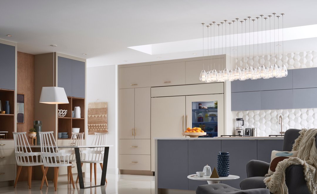 lighting for kitchen vintage cart how to light a expert design ideas tips curated image with rhonan grande pendant by tech mini ella