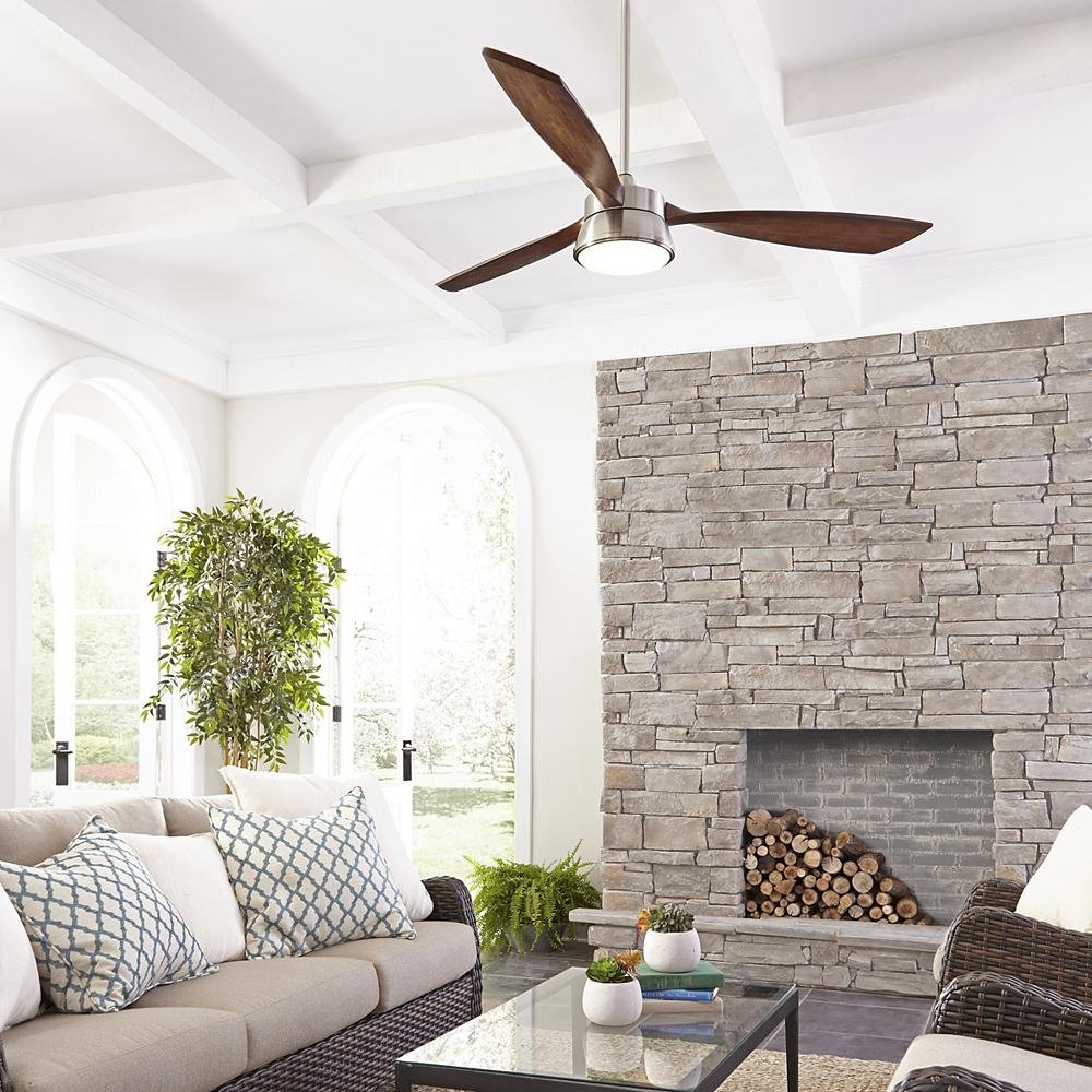 medium resolution of curated image with destin ceiling fan by monte carlo fans