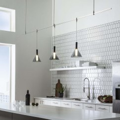 Kitchen Island Lighting South Jersey Remodeling How To Light A Design Ideas Tips Curated Image With Mezz Mini Pendant By Tech