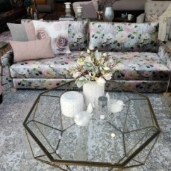 Stella Sofa Table White For Bedroom Coffee Brass Tables Living Urban Barn Jack And Jill Went Up A Hill Found The Most Amazing Floral In All