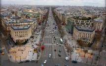 Champs-elysees Paris France - Wallpaper