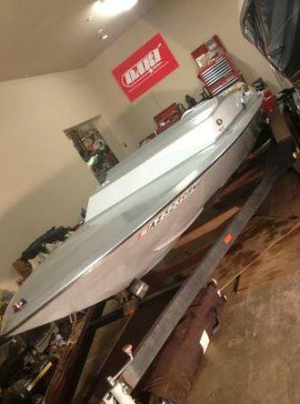 Biesemeyer Jet Boat
