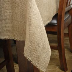 Hanging Chair Cart Canopy With Footrest Burlap Square Tablecloth 54in