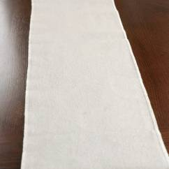 Wedding Chair Sash Sofa And Linen Table Runner Or 8 X 108