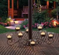Umbrella Votive Candle Holder