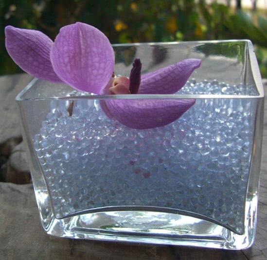 Vase Glass Filler 4mm Beads For Centerpieces  Makeup