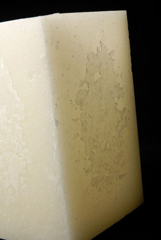 Hollow Candle Wax 55x85 Luminary Ivory