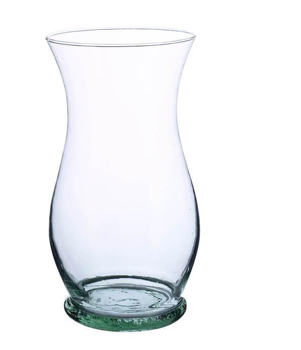 Florist Clear Glass Vases 10in Gala Urn Vase