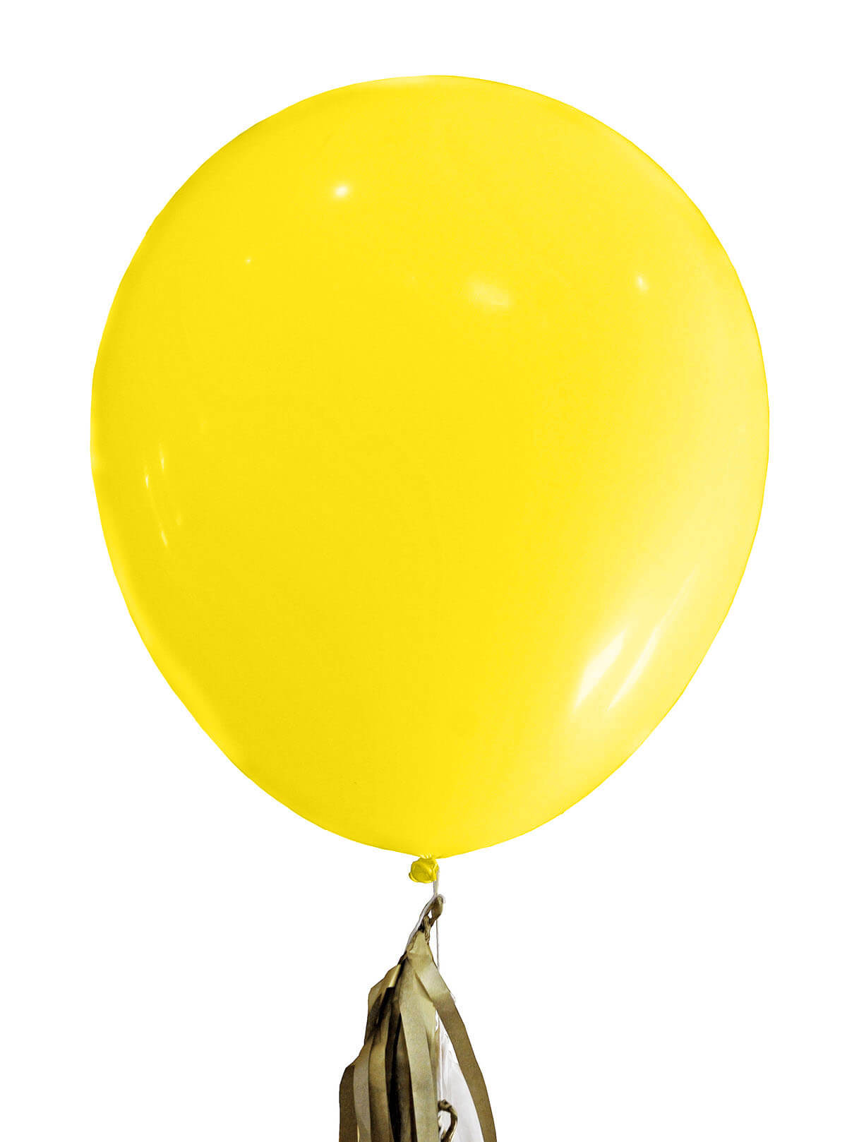 Giant 36 Yellow Balloons Set of 2