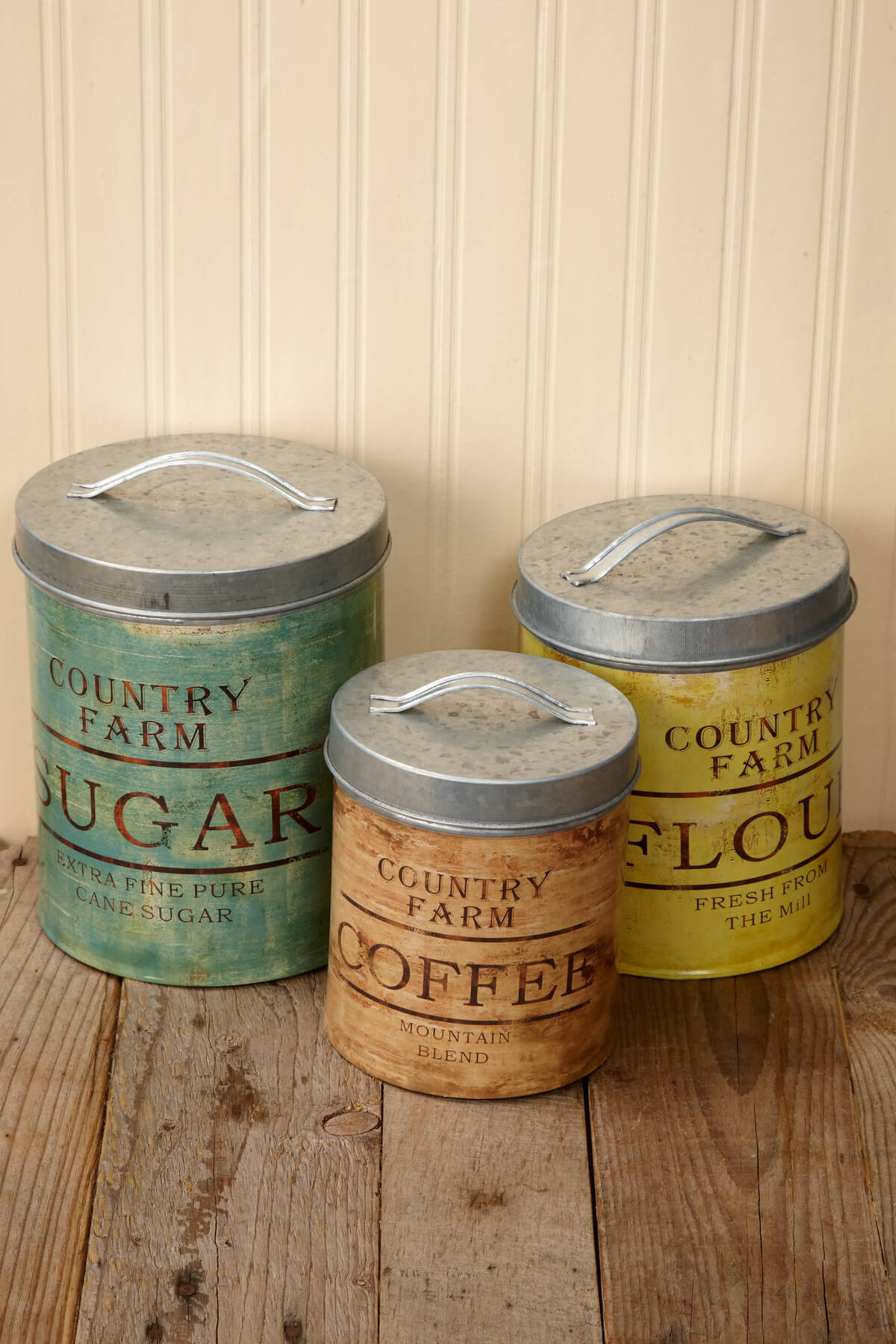Kitchen Decor Containers