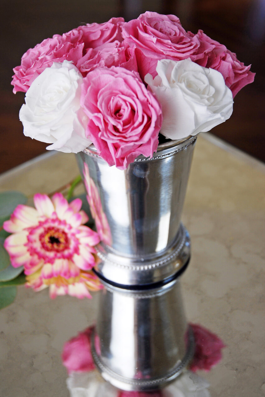 Mint Julep Cup Silver 45in