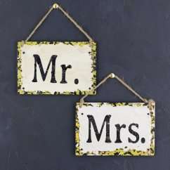 Mr And Mrs Chair Signs Homemade Sex