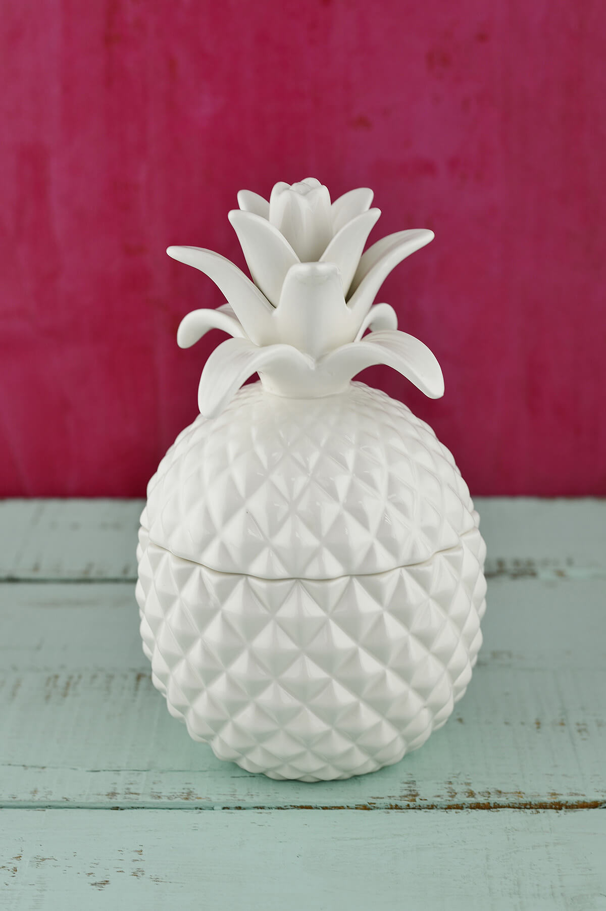 Exquisite Bala Lidded Pineapple Jar 75