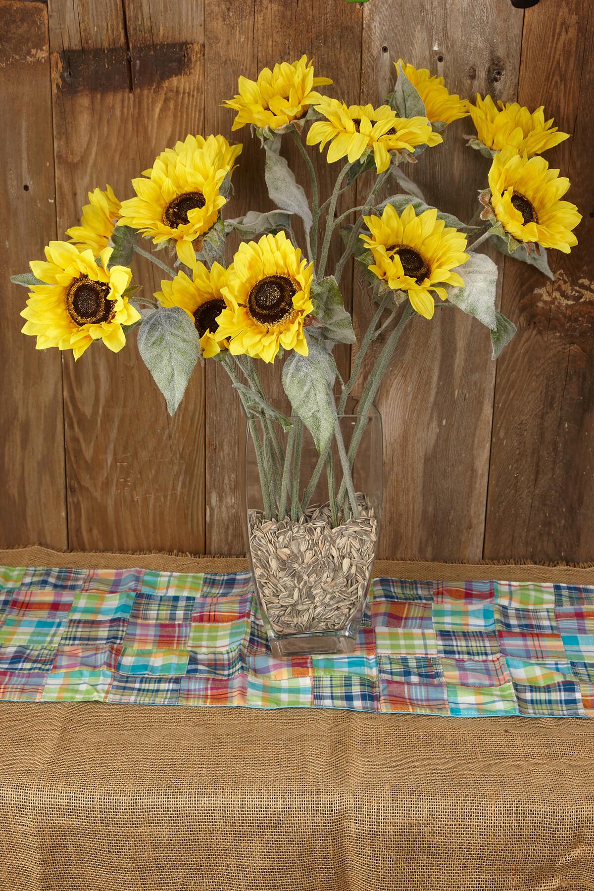 Fall Wedding Head Table Ideas