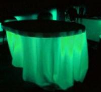 Vase Lights -Uplights - Lighted Lamp Shades