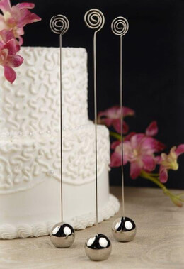 Place Card Holders Table Numbers Displays