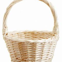 Swing Chair Name High Danish Design Wicker Flower Girl Basket