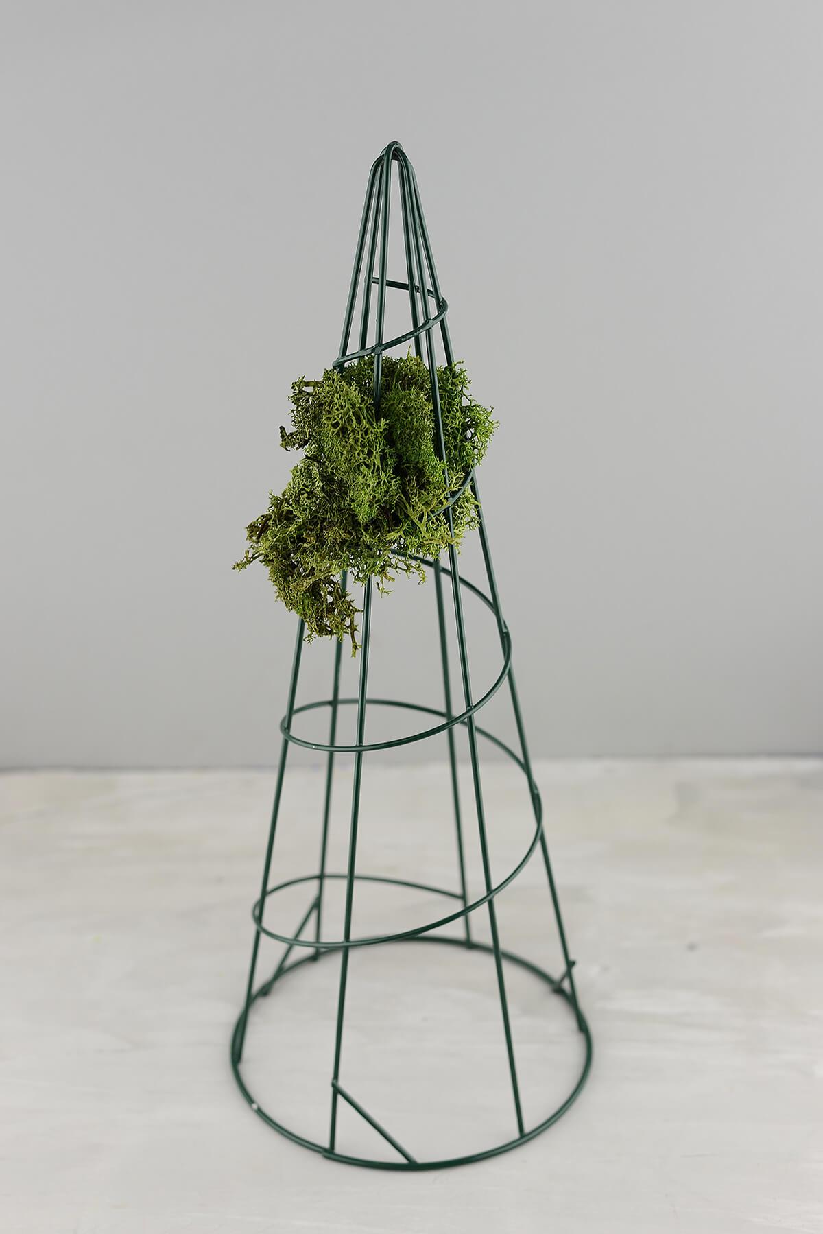 15 Wire Topiary Cone