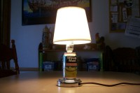 Soda Can Lamp - DIY