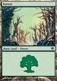 MTG Card: Forest