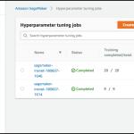 Amazon SageMaker Automatic Model Tuning: Using Machine Learning for Machine Learning