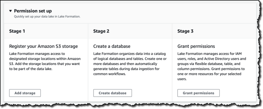 AWS Lake Formation – Now Generally Available – Slacker News