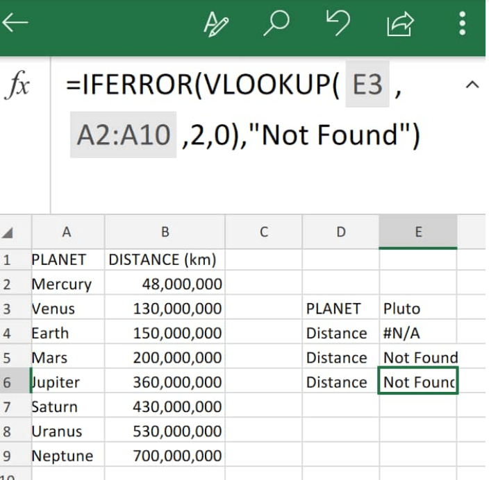 How to troubleshoot VLOOKUP issues in Excel - Excelchat   Excelchat