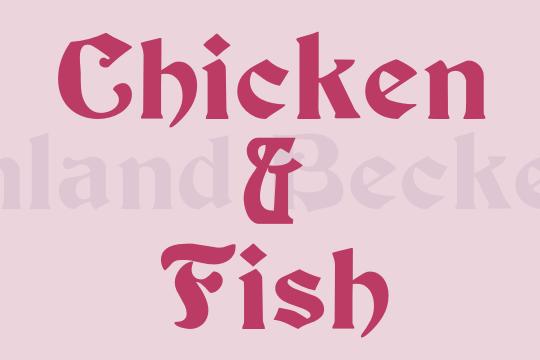 Free Inland Becker (pack) Fontscripts