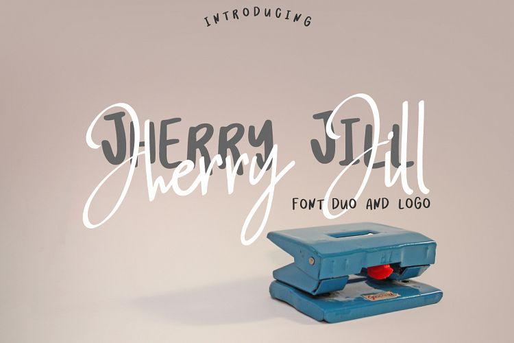 Free Jherry Jill Fontscripts
