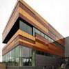 NERCC, o Centro de Treinamento de Carpinteiros de Boston e o Centro de Visão da União painéis de acm