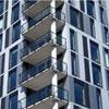 O projeto escultural do prédio de apartamentos de luxo exsuda a sofisticação com Alucobond Plus ACM, módulos de vidro Painéis de ACM