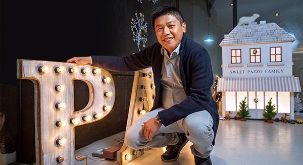31歲老闆從五分埔店員到營收五億 - 今周刊