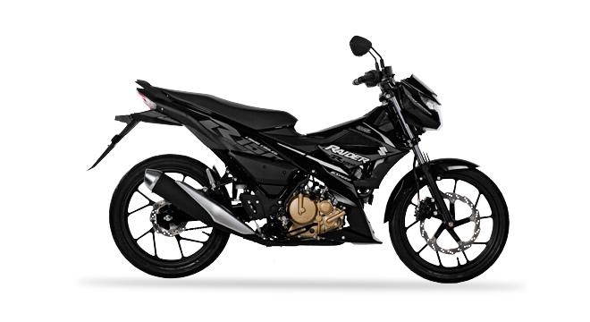 Suzuki Raider R150 Fi Standard Version 2021, Philippines
