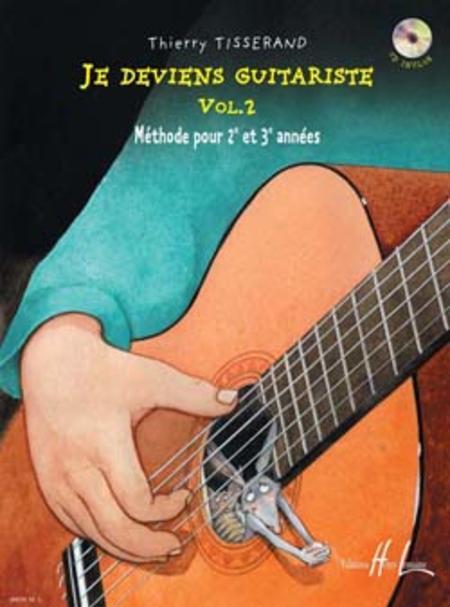 Je Deviens Guitariste Volume 1 : deviens, guitariste, volume, Deviens, Guitariste, Volume, Thierry, Tisserand, Score, Sheet, Music, Guitar, Print, LM.28029