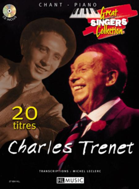 Charles Trenet Y'a D'la Joie : charles, trenet, y'a, d'la, Titres, Charles, Trenet, Score, Sheet, Music, Voice, Piano, Print, LM.27604