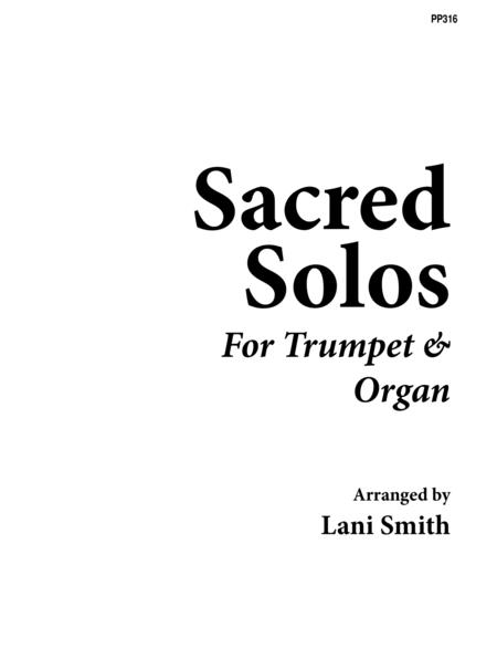 Download Sacred Solos For Trumpet And Organ Sheet Music By