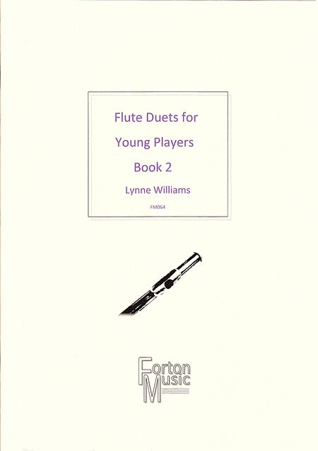 Flute Duets For Young Players Book 2 Sheet Music By Lynne