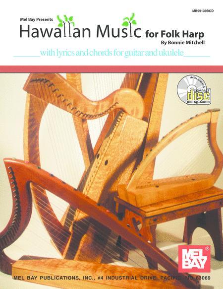 folding chair uke chords local rentals download hawaiian music for folk harp sheet by bonnie mitchell