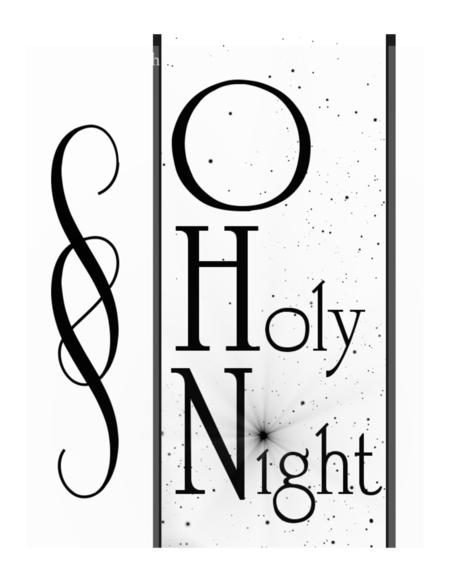 Download O Holy Night, Piano Solo Sheet Music By Chas