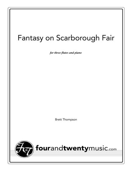 Download Fantasy On Scarborough Fair For Three Flutes And
