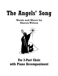 Download The Angels' Song (2-Part Choir, C Major) Sheet