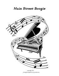 Download Main Street Boogie Sheet Music By Matthew Ball