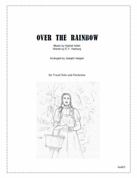 Download Over The Rainbow (from The Wizard Of Oz-score