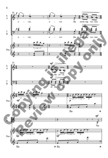 Northwest Passage (Piano/Choral Score) By Z. Randall